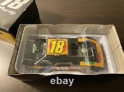 ADC 1/24 kyle busch M&M Late model dirt Rowdy 1/750 DB211C499