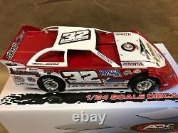 ADC 2020 Bobby Pierce #32 1/24 Dirt Late Model Diecast Car DW220C241