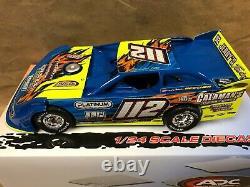 ADC 2020 Brandon Little #112 1/24 Dirt Late Model Diecast Car DR220M262