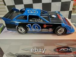 ADC 2020 Jack Hearty #10 Dirt Late Model 124 Scale DR220C253 Red series