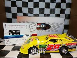 ADC 2020 Jimmy Mars #28 Veit Dirt Late Model 124 Scale DW220M213