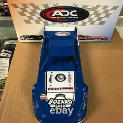 ADC 2021 Chase Junghans #18 Dirt Late Model 124 Scale NIB DW221M291 1 of 350
