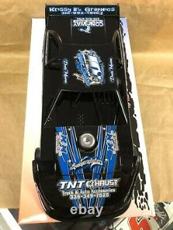 ADC 2021 Dale Moore #29 Dirt Late Model Diecast 1/24 scale DR221M273