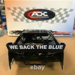 ADC 2021 Freddie Carpenter #C4 Dirt Late Model 124 Scale NIB DW221C283 1 of 350