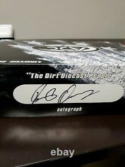 ADC Autographed #20 Jimmy Owen's Dirt Late Model 1/24 Diecast. Limited Edition