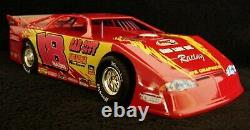 ADC #D204M076 Shannon Babb 2004 1/24 Scale Dirt Late Model Replica (1 of 1008)