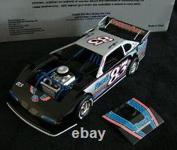 ADC #DB205G507 Scott James 2005 1/24 Scale Dirt Late Model Replica (1 of 650)