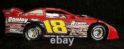 ADC #DW211M523 Shannon Babb 2011 1/24 Scale Dirt Late Model Replica (1 of 300)