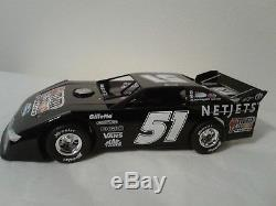 ADC Kyle Rowdy Busch #51 M & M's Dirt Late Model Diecast 124 11008 Young Guns