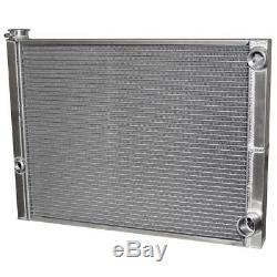 AFCO 80185NDP-16 Dirt Late Model Lightweight Double Pass Radiator