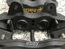 AP Racing 4 Piston Front Brake Calipers Dirt Late Model IMCA Race Car