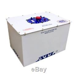 ATL Fuel Cells SP132BLM-W Dirt Late Model Sport Fuel Cell, 32 Gallon White Can