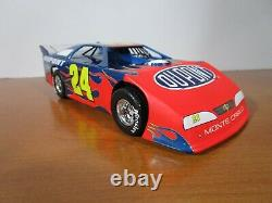 Adc 1/24 Prelude To The Dream Jeff Gordon #24 Dupont 2007 Late Model Dirt Car