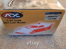 Adc 2004 Darrell Lanigan 1/24 Dirt Late Model Signed