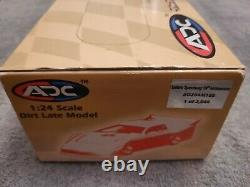 Adc 2004 Eldora 50th Anniversary 1/24 Dirt Late Model Diecast Signed By 15