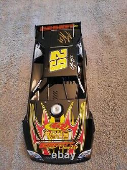 Adc 2008 Darrell Lanigan 1/24 Dirt Late Model Diecast Signed