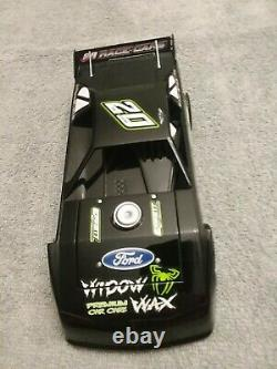 Adc 2015 Jimmy Owens 1/24 Dirt Late Model Diecast