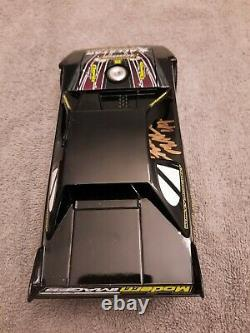 Adc 2016 Chris Madden 1/24 Dirt Late Model Diecast Signed