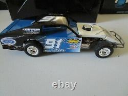 Adc Bill Elliott #91 Mark Martin Ford 124 Dirt Late Model 1/500 Blue Series