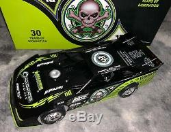 Adc Scott Bloomquist 30 Years Of Domination Late Model Dirt Car (3739)
