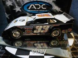 Al Purkey #33 1/24 2006 Dirt Late Model ADC