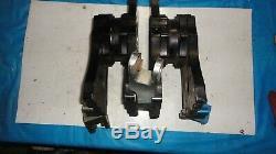 Aluminum bearing birdcages dirt late model ump wissota GRT mastersbilt warrior