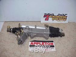 Appleton 2.5 Ratio Power Steering Rack UMP Dirt Late Model 18-1/2 Sweet QQQ6