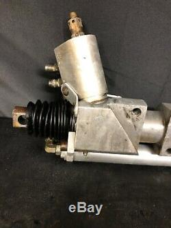 Appleton 3.4 Ratio Power Steering Rack UMP Dirt Late Model 18-1/4 Sweet