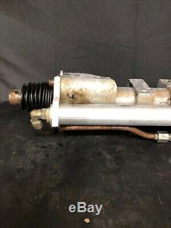 Appleton 3.4 Ratio Power Steering Rack UMP Dirt Late Model 18-1/4 Sweet