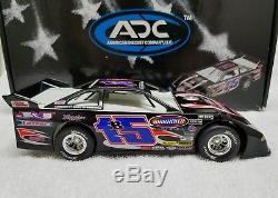 BRIAN BIRKHOFER #15B 2005 ADC 1/24 DIRT LATE MODEL RACE CAR DLM scott bloomquist