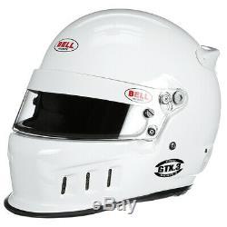 Bell GTX 3 Racing Helmet, Sprint, Late Model, Modified, Dirt Track, Street, Drag