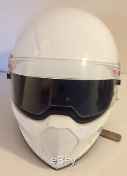 Bell Vador Racing Helmet M SA2015 Safety Dirt IMCA NASCAR Latemodel Race