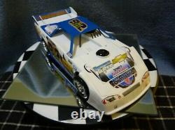 Billy Faust #92 1/24 2008 Dirt Late Model ADC Red Series Car Rare