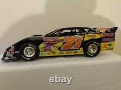 Billy Moyer #21 ADC 124 Dirt Late Model