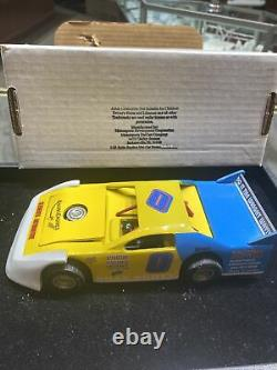 Billy Scott #0. MDC 124 Dirt Late Model. Made By Rodney Combs. RARE Proof