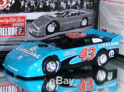 Bobby Labonte 2007 Prelude To The Dream Lifelong Dirt Late Model 1/24 Motorsport