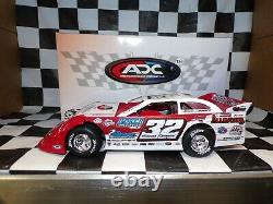 Bobby Pierce #32 2020 Dirt Late Model 124 scale car ADC DW220C241