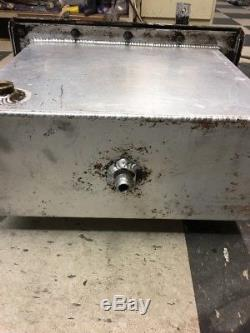 Butler Built Dry Sump Tank with RACOR Oil Filter Dirt Late Model IMCA UMP