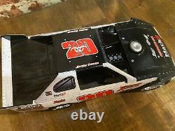 CUSTOM Jimmy Owens #20 Mach 2 Motorsports 124 Scale Dirt Late Model Diecast Car
