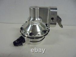 CV Products Billet Fuel Pump-sbc-racing-drag-dirt Late Model-mud-trucks-new