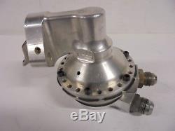CV Products Sbc Billet Aluminum Fuel Pump-drag -dirt Late Model-carter-holley