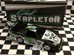 Chad Stapleton 2015 #32 Custom 1/24 Dirt Late Model Diecast Car