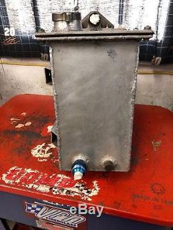Champ Pans Dry sump oil tank dirt asphalt late model IMCA NHRA SCCA IHRA WISSOTA