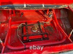 Chevy Nova street stock DIRT race car Pure stock limited late model super stock