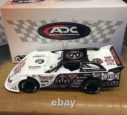 Chris Madden #0M ADC Late Model Dirt Car 2020! In Stock! New Body