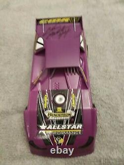 Chris Madden 1/24 Dirt Late Model Diecast Signed Custom