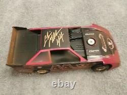 Chris Madden 1/24 Dirt Late Model Diecast Signed Custom Race Version