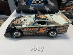 Chub Frank #1 ADC 124 Dirt Late Model Diecast Car 1 of 600 Limited Edition