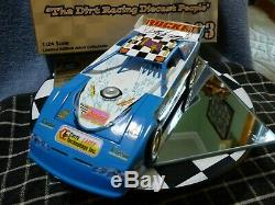 Chub Frank #1 ADC 2003 Dirt Late Model 1/24 Autographed