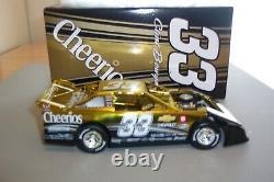 Clint Bowyer #33 Cheerios 2009 ADC Dirt Late Model Car